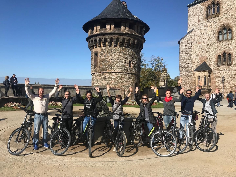 stadtfuehrung wernigerode themenfuehrung die e-bike-tour